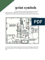 Blueprint Symbols