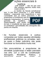 11 - Das Funções Essenciais à Justiça 20-10-2014 - Parte 01