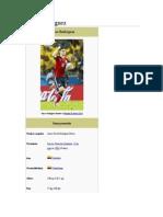 James Rodríguez futbolista