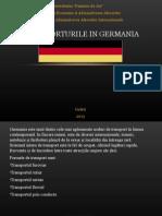 Transporturile in Germania