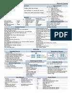 Cisco Call Manager Fact Sheet