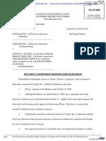 Silvers v. Google, Inc. - Document No. 34