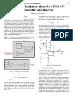 Communications Assignment Documentation