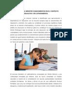Modelos Para Impartir Conocimientos en El Contexto Educativo en Latinoamerica Marconi