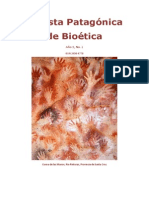 Revista Patagónica de Bioética Número 2