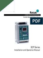 Alpha Drive SCF Manual