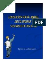 Legislacion Laboral en Bolivia