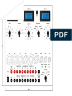 Sussex Valve Tester Panel Layout