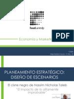 Presentación Planeamiento Estratégico Cisnes Negros
