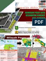 FINAL REPORT RTBL PUSAT KOTA SUMENEP