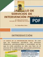 Desarrollo de Servicios de Intervención Precoz