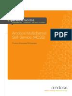 Amdocs Multichannel Self Service Whitepaper