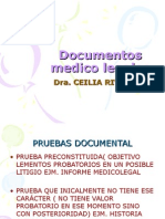 Documentos Medicolegales