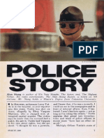 Police Story by Alan Stang American Opinion March 1980