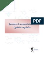 Formulación Orgánica 1