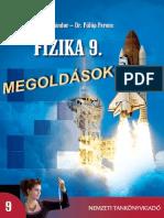 Fizika 9 Tankönyv Feladatainak Megoldásai