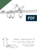 Blue Sparrow 2