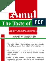 Amul CSD Presentation