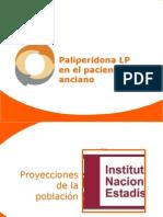 Paliperidona LP en el paciente Anciano