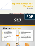 Kuliah 11 Steganography and Image File Forensics