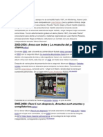 Historia de la pxndx