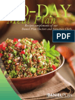 meal plan for a Ten day program