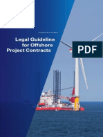 KPMG Law - Legal Guideline for Offshore Project Contracts