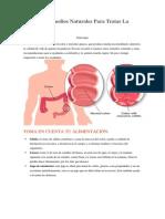 Efectivos Remedios Naturales Para Tratar La Colitis