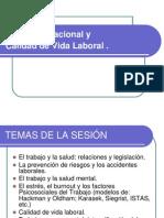 8a CLASE Salud Trabajo 2014