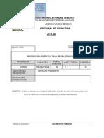 10-Derecho Del Crédito y de La Deuda Públicos.