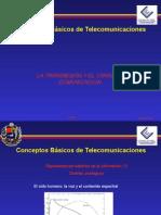 Conceptos Básicos de Telecomunicaciones
