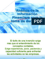 Analisis Para La Toma de Decisiones-Anlisis Financiero Horiontal y Vertica