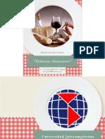 Proyecto Culinario