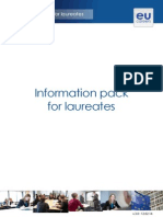 Information Pack Laureates Concours