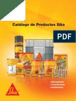 Catalogo Productos Sika 2011