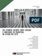 Scribano Adrian - Los Estudios Sociales Sobre Cuerpos Y Emociones En Argentina - Un Estado Del Arte.pdf