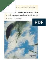 Serrano Plaja Arturo - El Arte Comprometido Y El Compromiso Del Arte.pdf