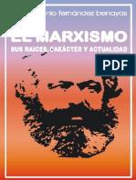 Fernández Benayas - El Marxismo