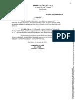 Acórdão compra de votos com combustível - José Roberto Perin