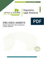 Diagnostico Legal Ambiental 2013