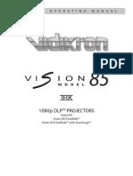Vidikron model v85_manual_v2-0