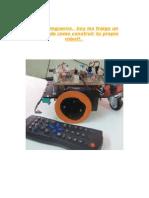 Estructura Robot Pic16f84