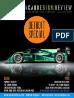 Green Car Design January 2013