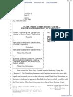 Gordon v. Impulse Marketing Group Inc - Document No. 143