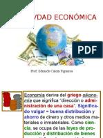 La Actividad Ecoómica