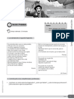 Estrategias Para Identificar Tema, Motivo y Tópico Literario ESTÁNDAR