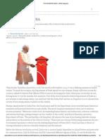 Postmodern India _ Open Magazine