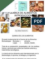 1.Introducción a La Química de Alimentos