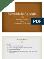 Eletricidade Aplicada - Aula 2.pdf