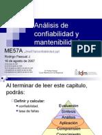 CONFIABILIDAD - RODRIGO PASCUAL - EL ARTE DE MANTENER.ppt